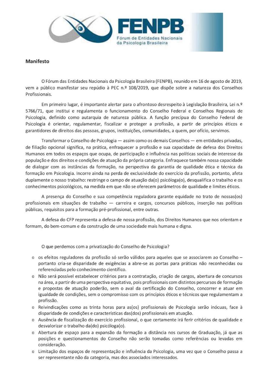 FENPB_repudia PEC